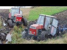 Mokra jesienna orka 2017. Ryk silników. Ursus1614Turbo/Ursus1204Turbo/Zetor 8145 - YouTube Tractors, Vehicles, Youtube, Rolling Stock, Vehicle, Tools