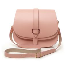 Arlington Saddle Bag by LPOL