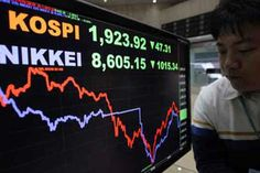 Asia markets opened higher on the first day of the new quarter, tracking global stocks' third day of recovery from the post-Brexit sell-off. In Japan, the Nikkei 225 was up percen… International Business News, Dunya News, Japanese Yen, Global Stocks, Financial News, Tokyo, Neon Signs, Marketing, Learning