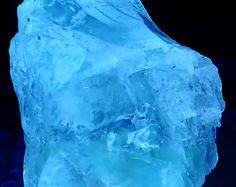Beautiful Gem Clarity Light Pink Fluorescent Morganite Beryl Crystal