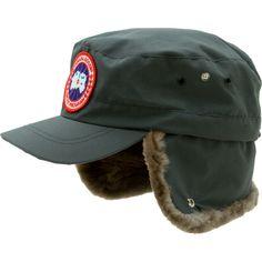 Canada Goose Classique Beaver Fur Hat  c12017fe7ad