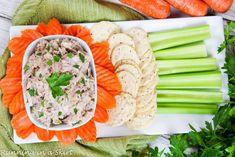 A 3 ingredient healthy tuna salad!