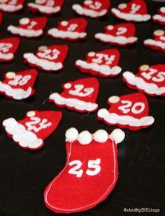 Santa-Hat-Advent-Num