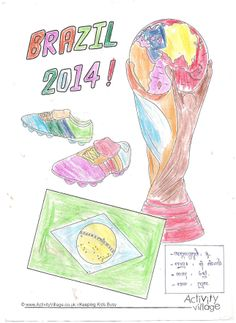 Check out 6 year old Som Somnang's #colouring skills in #Cambodia