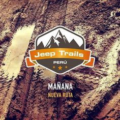 Ya está todo listo para la nueva ruta de mañana! #jeep a la vena.  @jeep_peru #offroad #4x4