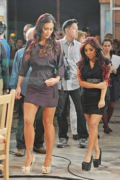 Screw Hoboken: JWOWW & Snooki Looking to Jersey City for Spin-off - Exclusive
