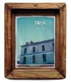 I. Faith, Frame, Handmade, Crafts, Craft Ideas, Home Decor, Picture Frame, Hand Made, Manualidades