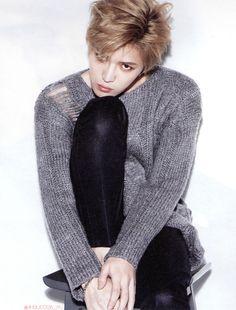 Kim Jaejoong   JYJ Magazine No.3