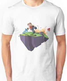 Minecraft SkyWars Unisex T-Shirt