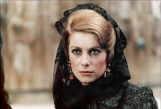 Catherine Deneuve from The Hunger