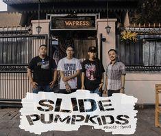 Slide pumpkids at Wapress Bulungan Jaksel Promo lagu Untuk Hari Ini