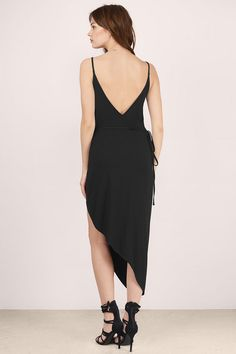 Jocelyn Wrap Dress
