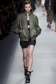Fendi Spring/Summer 2016 Fashion Show