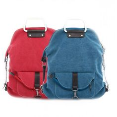 Cool! Fashion Multi-function Canvas Shoulder Bag  Backpack just $33.99 from ByGoods.com! I can't wait to get it!