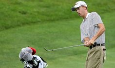 – Help wanted: Justin Thomas needs a caddie. Thomas fired his local caddie after Saturday's practice round for the U. Charlotte Riley, Justin Thomas, Help Wanted, Golf Lessons, Golfers, Bag, Bags