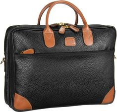 Bric´s Magellano Aktentasche Nero Cuoio - Notebooktasche   Tablet