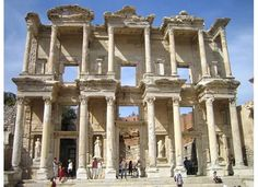 Ephesus - The famous Library