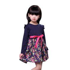 $4.66 (Buy here: https://alitems.com/g/1e8d114494ebda23ff8b16525dc3e8/?i=5&ulp=https%3A%2F%2Fwww.aliexpress.com%2Fitem%2FNew-2016-European-Style-Girl-Dress-Baby-Girls-Print-Flowers-Floral-Dresses-Cotton-Vestido-Kids%2F32756153609.html ) New 2016 European Style Girl Dress Baby Girls Print Flowers Floral Dresses Cotton Vestido Kids Clothes for just $4.66