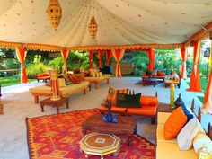 Raj Tents — Luxury Tent Rentals Los Angeles — Social Events – Luxury tenting and décor for birthdays, garden partiers, Bat & Bar Mitzvah, and more