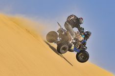 In the Dakar Rally made another controversial move, this time to the endless desert sands and razor-sharp rocky outcroppings of Saudi Arabia for the ultimate torture test of man and machine. Rally Raid, Travel Oklahoma, New York Travel, Saudi Arabia, Thailand Travel, Monster Trucks, Gallery, Jerusalem Israel, Istanbul Turkey