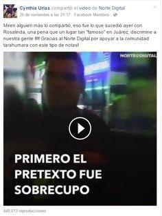 Cynthia Urías defiende a gobernadora tarahumara discriminada por bar de Ciudad Juárez   El Puntero