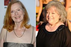 """Frances Conroy (left) has been dishing the dirt on """"American Horror Story's"""" third season to Entertainment Tonight, which sparks some speculation on our part as to one of the main Season 3 characters."""