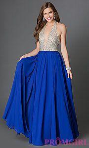 Wondrous High Neck Sleeveless Floor Length Dress Sexy Prom Dresses And Short Hairstyles For Black Women Fulllsitofus