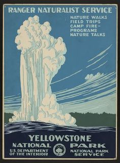 Vintage posters of America's national parks – in pictures | Environment | The Guardian