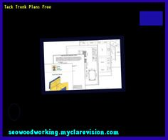Tack Trunk Plans Free 140613 - Woodworking Plans and Projects!