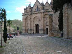 Santa María la Mayor, Antequera by VISITA COSTA DEL SOL, via Flickr