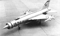 Mikoyan-Gurevich Ye-152-1 1960 2 world records of speed + 1 world record of altitude 1962 https://ru.m.wikipedia.org/wiki/Е-152