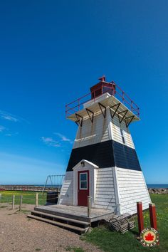 Tignish Run #Lighthouse - PEI http://dennisharper.lnf.com/