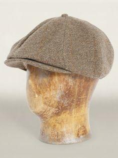 8 Panel Newsboy Hat  - RalphLauren.com
