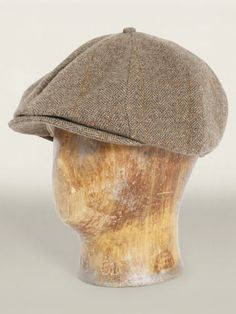 8 Panel Newsboy Hat - ralphlauren.com Just saw this pinned, we have this 2006bcf4180