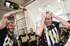 La Juve è Campione d'Italia: è il quinto scudetto consecutivo - Sportmediaset - Sportmediaset - Foto 13