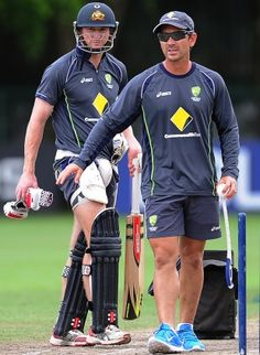 Justin Langer is confirmed as coach of the Western Warriors. Now can we just have Katich back to be our captain ...
