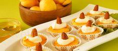 Летняя сырная закуска «Абрикос — медонос» Шикарная летняя сырная закуска из продуктов за 10 минут!