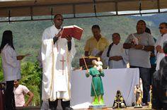 """NONATO NOTÍCIAS: Centenas de fiéis acompanharam a missa """"Paz na Est..."""