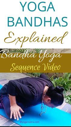 How to do yoga bandhas and benefits of yoga bandhas Yoga Sequences, Yoga Poses, International Yoga Day, Yoga For Back Pain, Yoga For Flexibility, Daily Yoga, Yoga Lifestyle, Yoga Benefits, Good Sleep