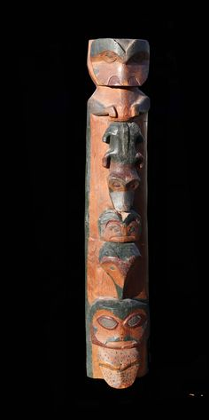 Wood Carving Tools, Totem Poles, Snowy Owl, Indigenous Art, Native Art, First Nations, Pacific Northwest, British Columbia, North West