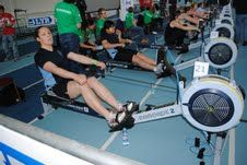Potential Olympic contestant, 17 year old Anna Mojasevic, a pupil from Bournemouth Collegiate Sports Academy, competed at her first National Junior Indoor Rowing Championships (NJIRC) held on Friday, 23 March at Lee Valley Athletics Centre in North London despite only getting onto a Concept2 indoor rowing machine two months ago.
