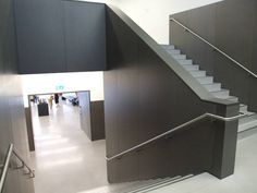 Valchromat Office fitting New Staircase, Loft Spaces, Wood Design, Stairs, Home Decor, Stairway, Decoration Home, Room Decor, Staircases