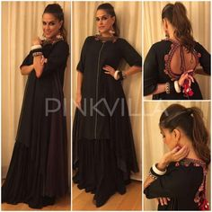 Yay or Nay : Neha Dhupia in Nikasha