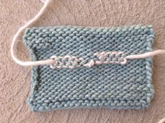 Weaving in ends basics... even though I avoid at all costs and either spit-felt or russian join!