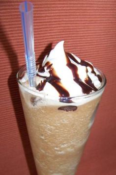 - 1/2 cup cold coffee  3 tablespoons sugar  2/3 cup milk  12 ice cubes 3 tablespoons chocolate syrup    Blend it all until smooth and add whipped cream to taste. BAM! Made At Home Starbucks Mocha Frappe (Grande Size)!