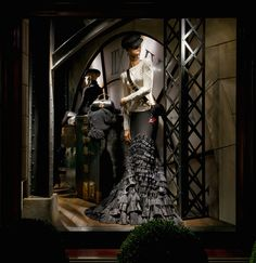 Timeless beauty from our Omotesando Store Windows