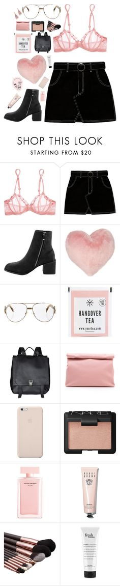 """Pinkie"" by mode-222 ❤ liked on Polyvore featuring La Perla, Nordstrom Rack, Fendi, Proenza Schouler, Marie Turnor, Black Apple, NARS Cosmetics, Narciso Rodriguez, Bobbi Brown Cosmetics and philosophy"