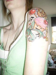 Super cute tattoo