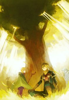 Golden Sun, Anime Art, Fan Art, Branches, Plays, Videogames, Roots, Nintendo, Gaming