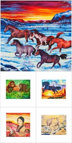 Collection of Wrapped Canvases 40% OFF POSTERS, CANVAS PRINTS & WOOD ART + 16% OFF SITEWIDE! Use Code: DECKTHEWALLS  #canvas #alanjporterart #animals #horses #posters #christmas #gift #present #elephants #wolf #tigers #orangutans #chimpanzee #dolphines #indian #nativemerican #polarbears #zazzle